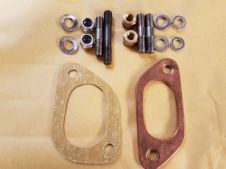 200/225LAMBRETTA INLET AND EXHAUST STUD AND GASKET KIT